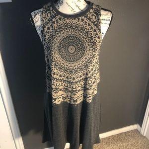 Gray Billabong Dress